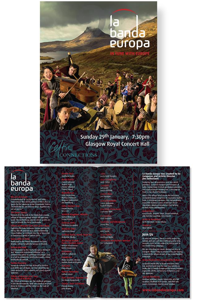 Design for print by Luanria Ltd